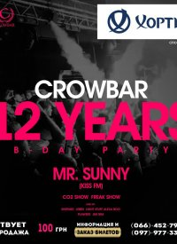 Crowbar 11 Years