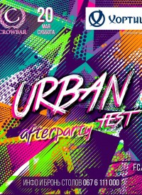 Urban Fest Afterparty